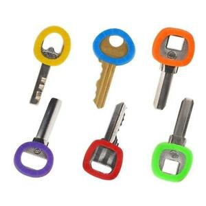8PCS-Bright-Color-Hollow-Silicone-Key-Cap-Cover-Topper-Keyring-Gifts-Keycha-L8T4