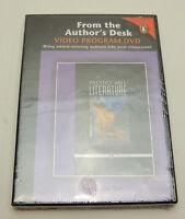 Prentice Hall Literature Grade 10 - From The Author's Desk Video Dvd -brand