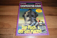 DAMONA KING GESPENSTER KRIMI # 501 -- FLUCH d. SAN MARINO // Henry Wolf 1.1.1983