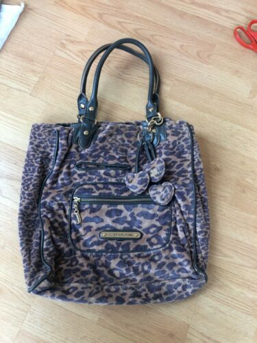 Juicy Couture  Velour Hand Bag