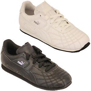 Zapatillas-Nino-Puma-Infantil-Mexico-Jnr-Deportes-ACTIVOS-cordones-de-Diseno
