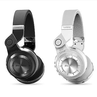 Bluedio T2 Bluetooth Headset Stereo Bass Headphones Handsfree For Smartphone PC