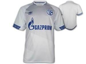 Umbro-Schalke-04-Trikot-18-19-Sondertrikot-vs-FCN-S04-Jersey-weiss-Gr-S-3XL
