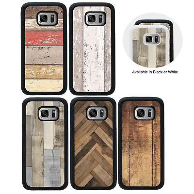 cover samsung s7 edge legno