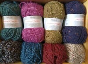 Sirdar-Harrap-Tweed-Chunky-x-100g-Choose-Colour