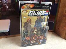 GI Joe ARAH Comic Pack MOC - SPIRIT IRON-KNIFE AGENT COURTNEY KRIEGER HANNIBAL