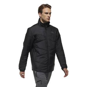 37d4c4f675cbc Adidas Men Jacket Basic Insulation Running Zipper Casual Sport Gym ...