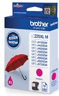 Brother Lc-225xlm Magenta Ink Cartridge High Capacity