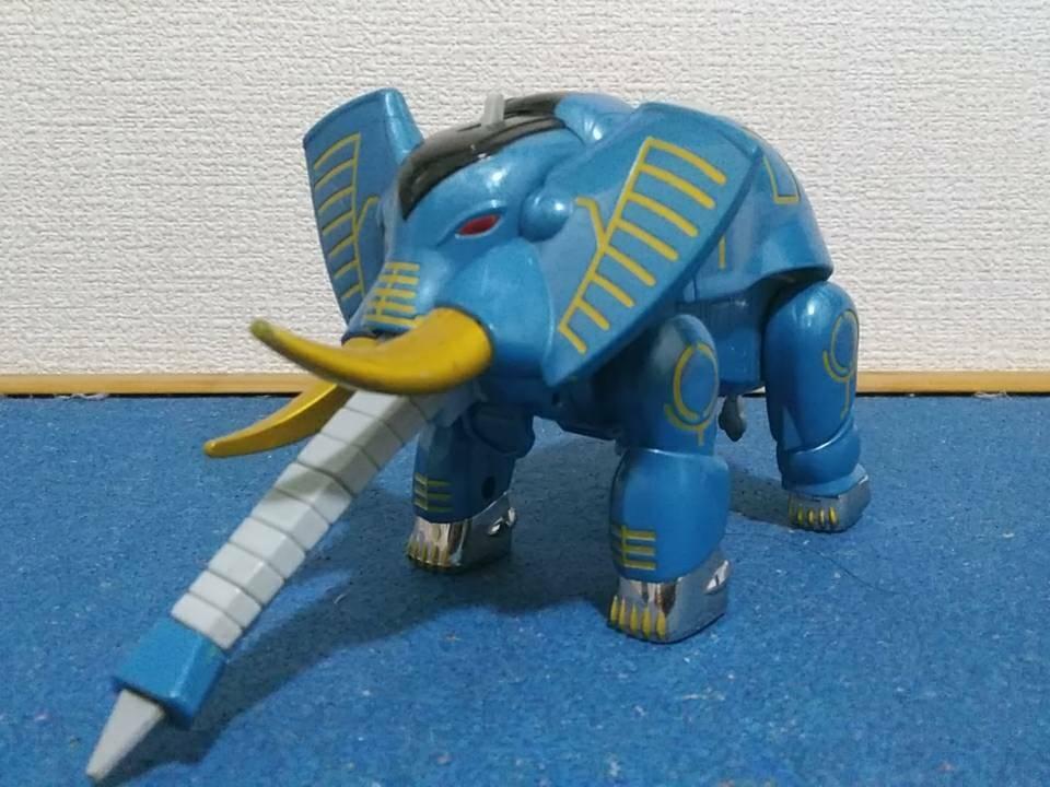 Energia Rangers Wild  Force energia ANIMAL GAO ELEPHANT BeAI Gaaranciar sentai Japan  prezzi più bassi