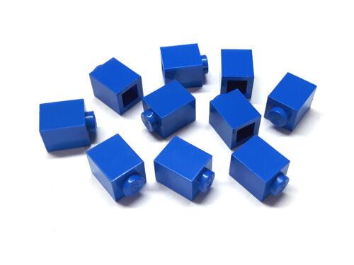 300523 Lego Basic Steine Brick 1 x 1 Blau 10 Stück