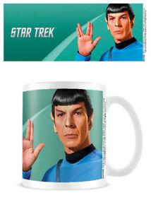 Boxed-Mug-Ceramic-Gift-Box-Star-Trek-SPOCK-25988