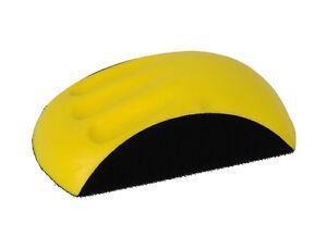 cale en mousse pour disque abrasif velcro d150mm carrosserie app bvdpeinture ebay. Black Bedroom Furniture Sets. Home Design Ideas