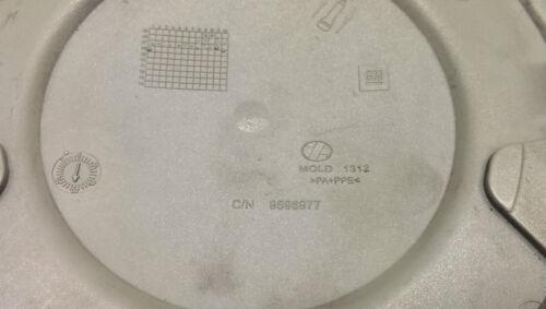 Original 2007-2009 gmc acadia embellecedores emblema llantas tapa 9596977