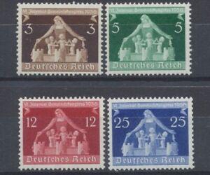 Deutsches-Reich-MiNr-617-620-postfrisch-MNH-602454