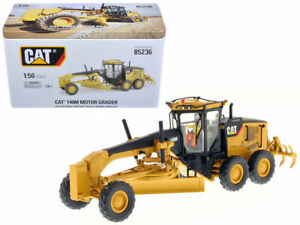 1-50-Caterpillar-85236-Self-Propelled-Motor-Grader-140M-Collection-High-Line-Car
