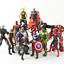 Avengers-3-Infinity-War-Super-Hero-Action-Figures-kids-Toys-Spiderman-Iron-Man thumbnail 5