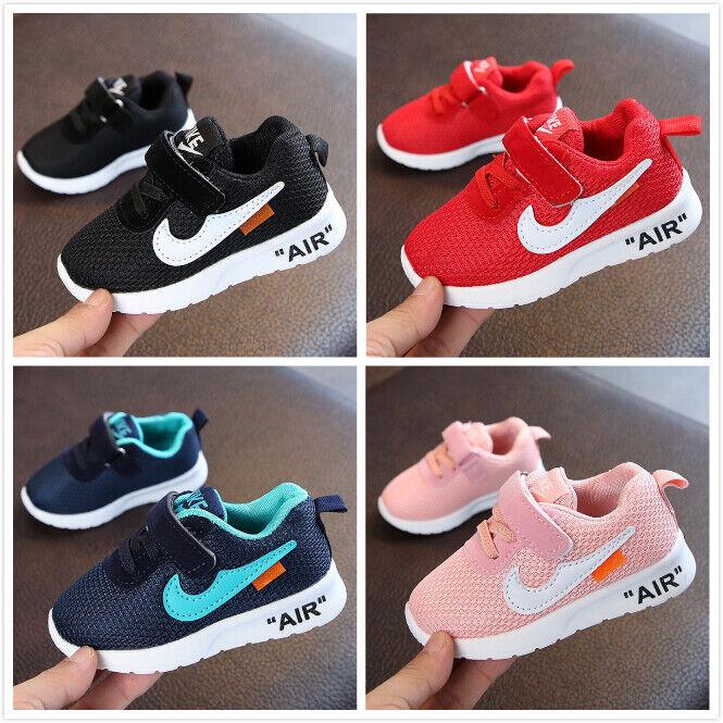 Neu Baby Kinderschuhe Jungen Mädchen Kinder Schuhe Sportschuhe Sneakers Gr.21-30