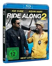KEVIN/SUMPTER,TIKA ICE CUBE/HART - RIDE ALONG: NEXT LEVEL MIAMI   BLU-RAY NEU