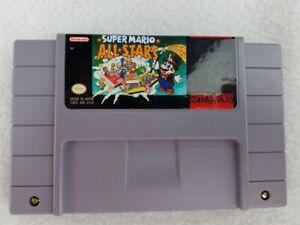 Vintage-Super-Nintendo-SNES-Super-Mario-All-Stars-Game-Cartridge-NES