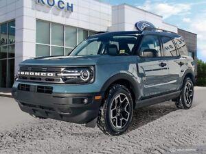2021 Ford Bronco Big Bend 4x4