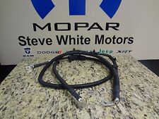 07-09 Dodge Sprinter New Auxiliary Battery Wiring Cable Mopar Factory Oem
