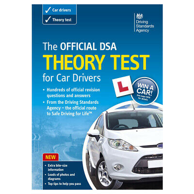 official book theory drivers for 2013 dsa test edition the car
