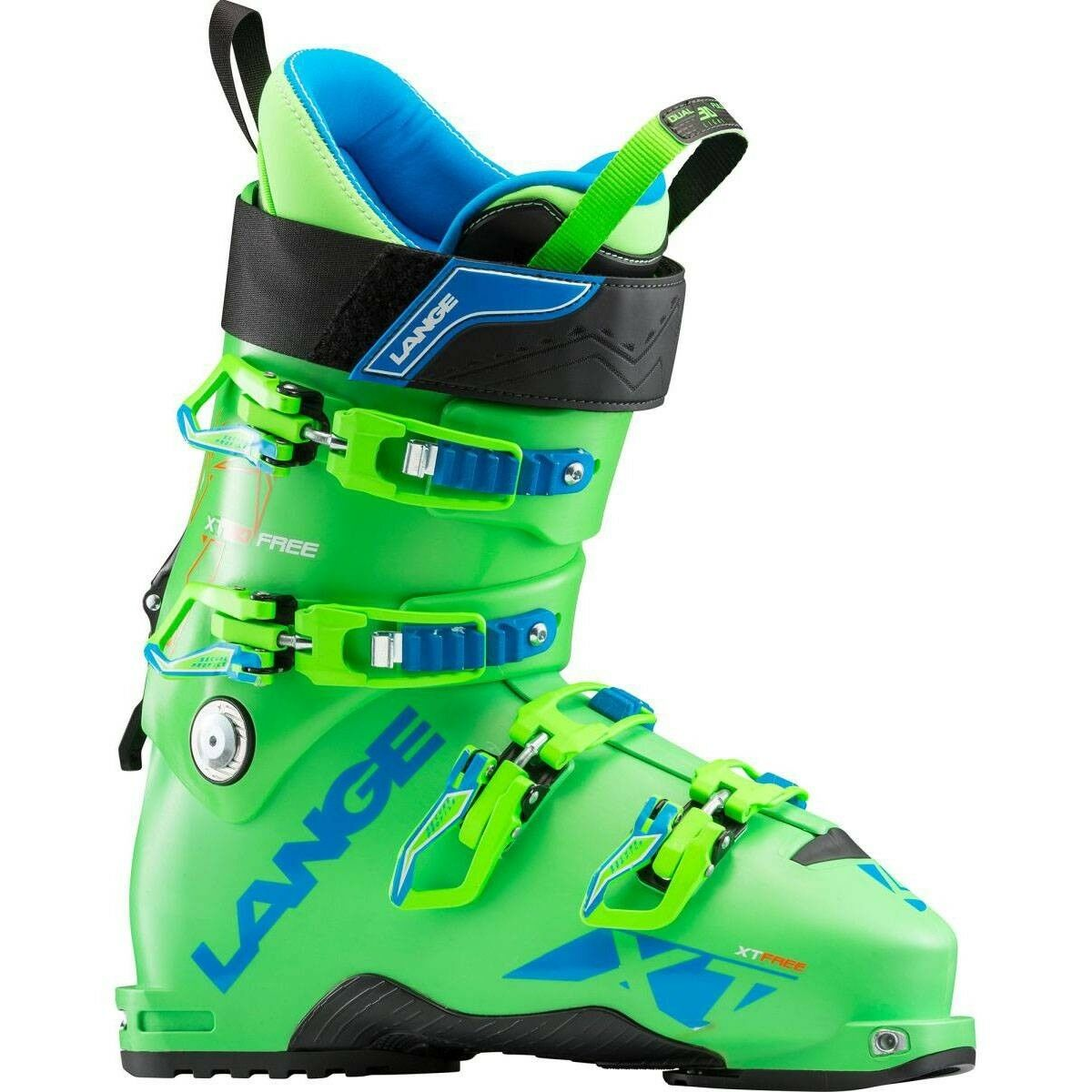Lange XT Free 130 Skischuhe grün