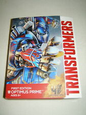 Transformers Movie 2014 Age of Extinction Optimus Prime 1st Edition (Leader)MISB