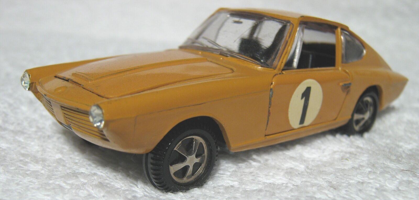 Marklin auto RAK 1838 BMW Rally 1600 GT nieuwe staat. Deuren en  motorkap openp