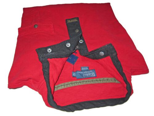Ralph Veldgids Polo Jas Xxl Buitenshuis 2xb Shirt Zwart Lauren Jas Rood L5Rq4jA3