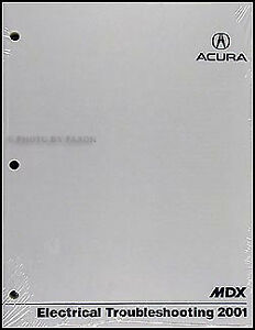 2001 acura mdx electrical troubleshooting manual wiring. Black Bedroom Furniture Sets. Home Design Ideas
