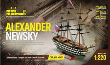 MM73 Alexander Newsky ( modellino in legno da costruire )