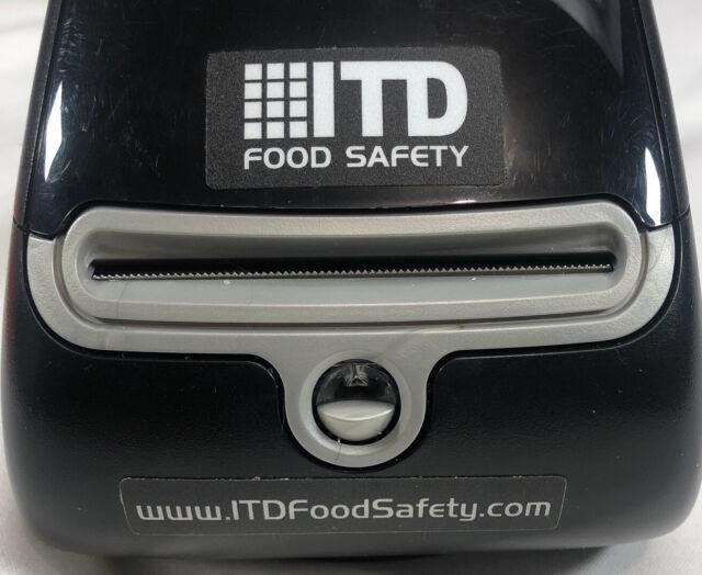 Dymo LabelWriter 450 Thermal Printer - Black 1750110 ITD Food Safety edition