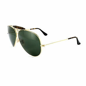 b86eed3f9ea Ray-Ban Rb3138 La Havana Shooter Aviator Sunglasses for sale online ...
