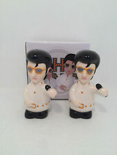 Elvis Presley Cruet Set Salt & Pepper The King *BRAND NEW BOXES*