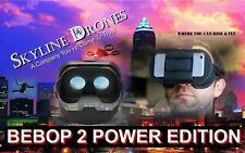 No Battery Parrot Bebop 2 Skycontroller 2 Silver Joysticks w//Device Holder