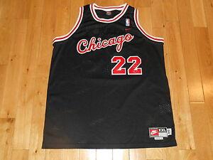 91fe85954b5 Vintage Nike Rewind JAY WILLIAMS Retro 1984 Black CHICAGO BULLS NBA ...