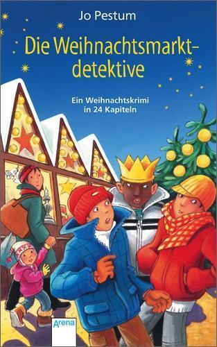 Pestum, Jo - Die Weihnachtsmarktdetektive /4