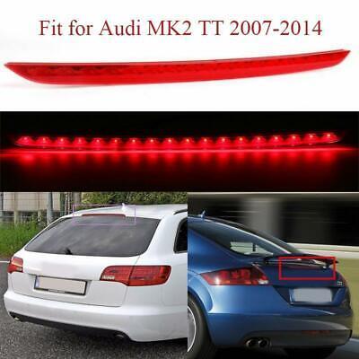 8J0945097 Rear LED Third 3RD Brake Light Stop Lamp For Audi MK2 TT 2007-2014