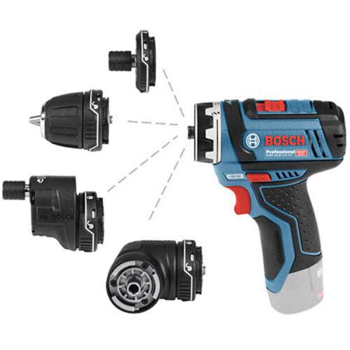 BOSCH GSR 10.8V-15 FC Professional Drill Driver Bare tool