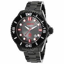 Invicta 47mm Grand Diver Gen II Automatic Black Stainless Steel Bracelet Watch