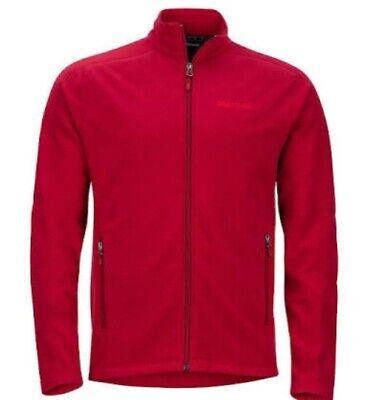 Mens Sienna Red Marmot Featherless Trail Vest M