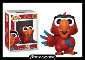 Aladdin Iago Funko Pop 479