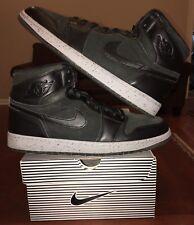 891af4a1420052 item 6 Nike Air Jordan Retro 1 NYC High Black Grey Gym Red 23NY PSNY 13 Y 2  3 4 5 6 7 8 -Nike Air Jordan Retro 1 NYC High Black Grey Gym Red 23NY PSNY  13 Y ...