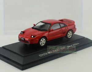 1/43 EBBRO TOYOTA MR2 SW20 1989 Diecast Model
