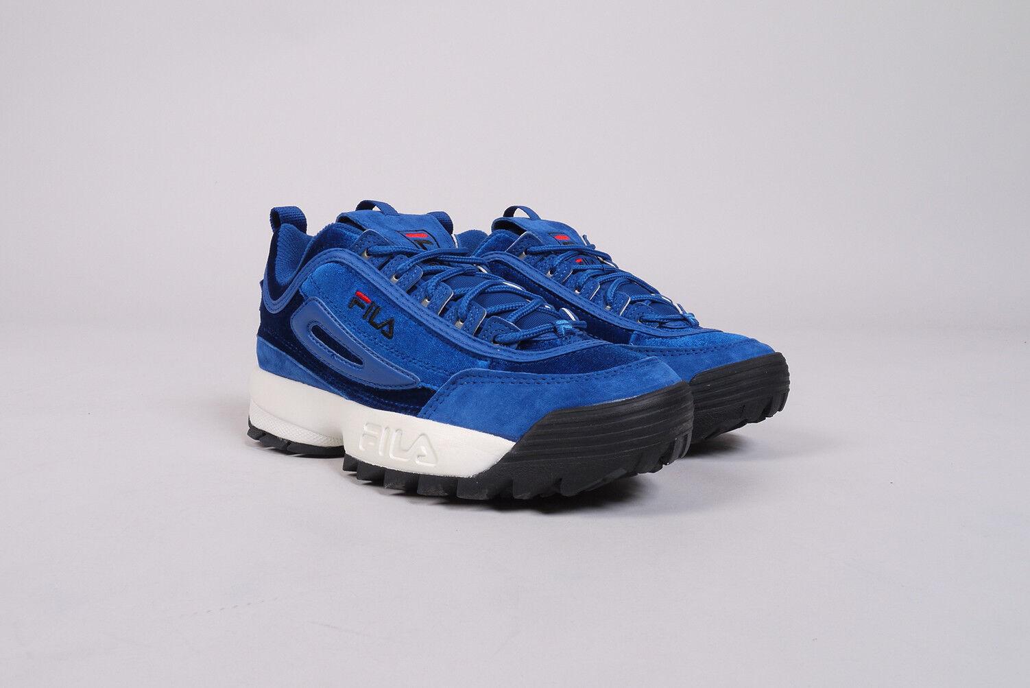 Cómodo y bien parecido Fila subatómico low Velvet wmns UE 36 cortos señora zapatos de plataforma Women Limited
