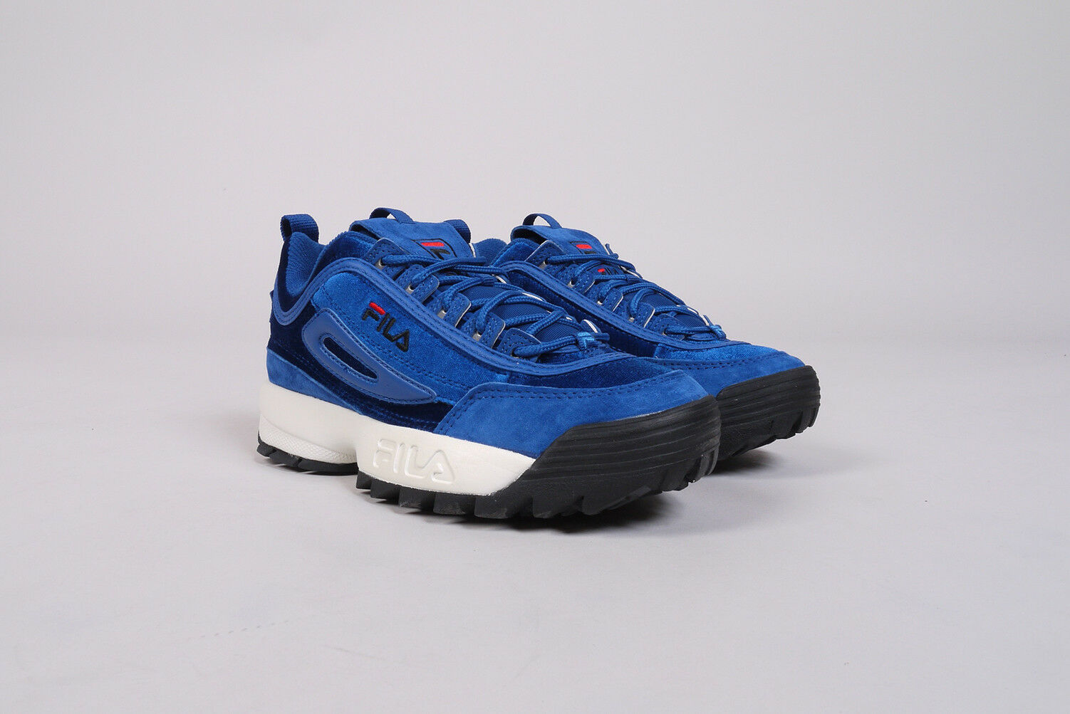 FILA Disruper Low Velvet Wmns EU  36 scarpe da ginnastica donna scarpe Platform donna  acquista marca