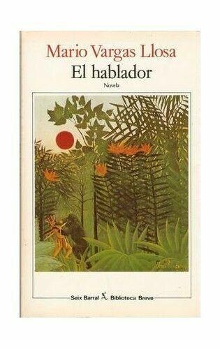 EL HABLADOR VARGAS LLOSA PDF