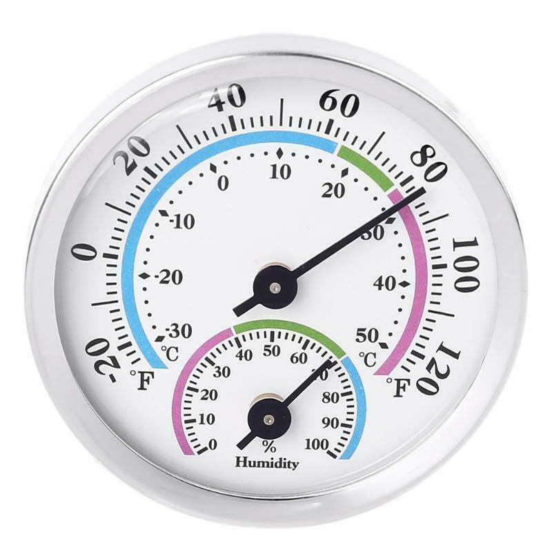 Wireless Thermometer Hygrometer Indoor Outdoor Thermometer Wireless Round 2