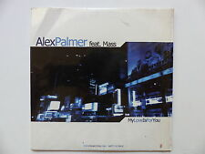 CD Single ALEX PALMER feat MASS My Love is For You
